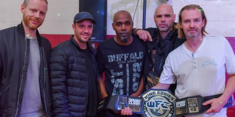 New Jersey's King Shine Loses WFC Belt & Title to Germany's Supersonic